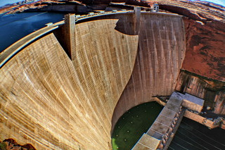 Lake Powell & Glen Canyon Dam